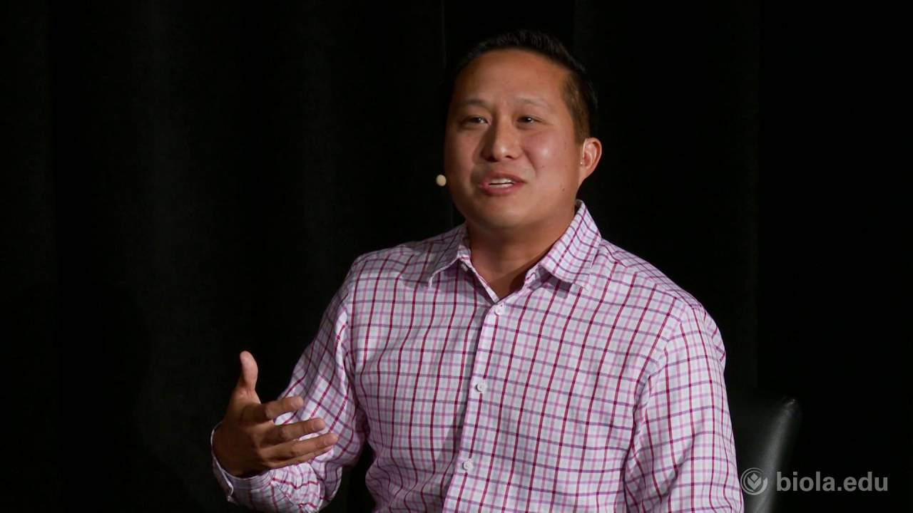 David Wang: Stress Management and Emotional Regulation [The Biola Hour]