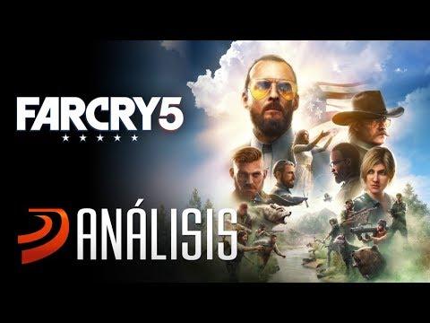 Análisis de Far Cry 5 - Es brutal