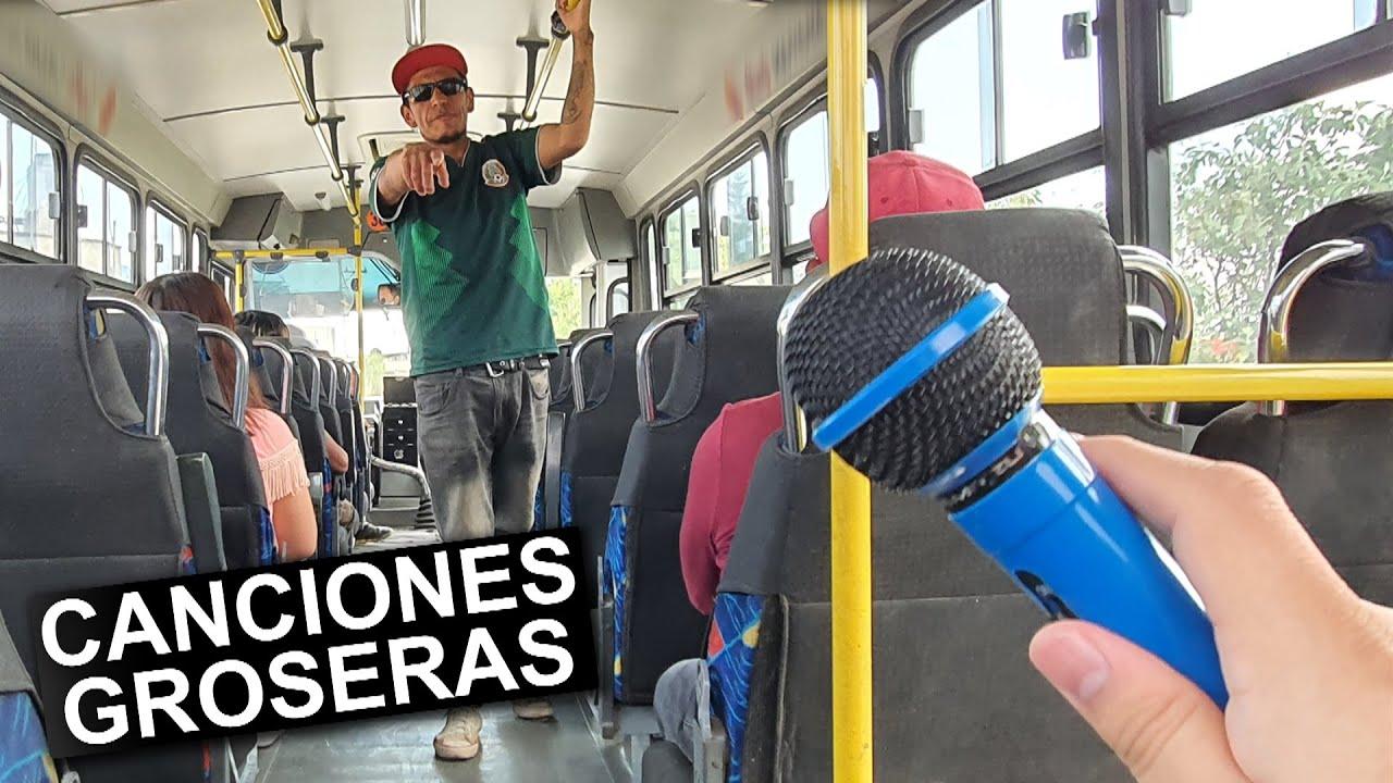 Poniendo Canciones Groseras en un Camión (BROMA)