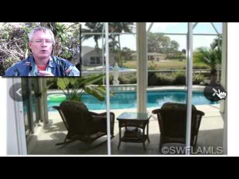 SW Florida Daily Tour of Homes & Foreclosures 3/22/14- Canal Homes