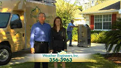 Weather Engineers Inc. Jacksonville,FL    Air Conditioning, Heating, Duct Cleaning, Maintenance