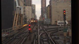 シカゴ交通局 (CTA)の高架鉄道、シカゴ・Lのループ、マディソン/ワバッ...