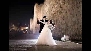 קליפ החתונה של יחיאל ומרים אולמי האחוזה מודיעין