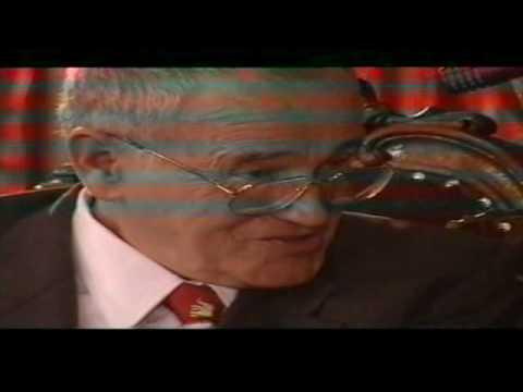 Miasto Kowal Jan Nowicki Honorowym Obywatelem 1999 part 3 of 5