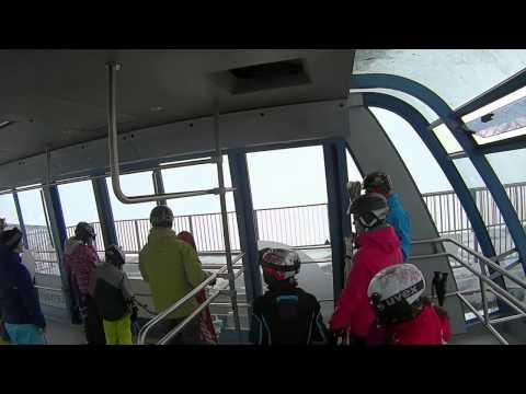 Skiing in Arosa-Lenzerheide, Switzerland