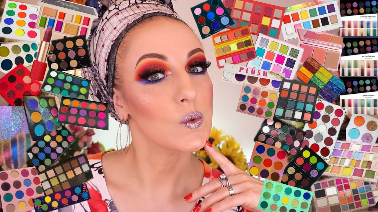 New Makeup Releases 23/2021   By The Ambassador Of Indie Brands