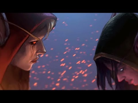 How A SECRET Journal & A DREADLORD Foretold The Actions Of Sylvanas Windrunner...