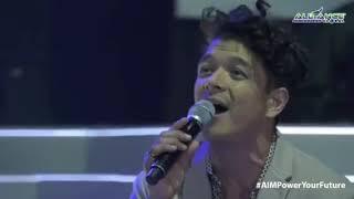 Jericho Rosales (AIM  GLOBAL) @  MOA  ARENA !
