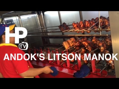Andok's Litson Manok Chino Roces Avenue Makati Metro Manila by HourPhilippines.com