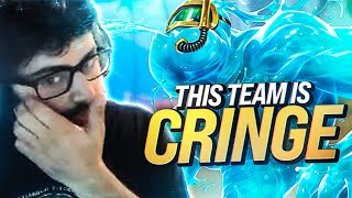 Yassuo | THIS TEAM IS TOO CRINGE! (Jungle Unranked to Challenger)