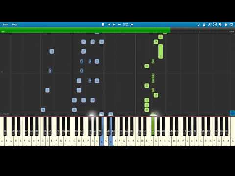 Koi no Hime Hime Pettanko - Piano tutorial