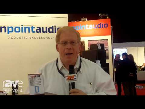 ISE 2014: One Systems Intros the 108 CIM Coaxial All-Weather Loudspeaker