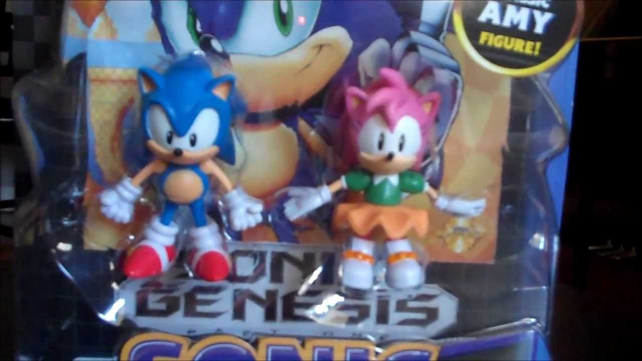 9'' 23cm Sonic The Hedgehog Sonic Tails Knuckles the