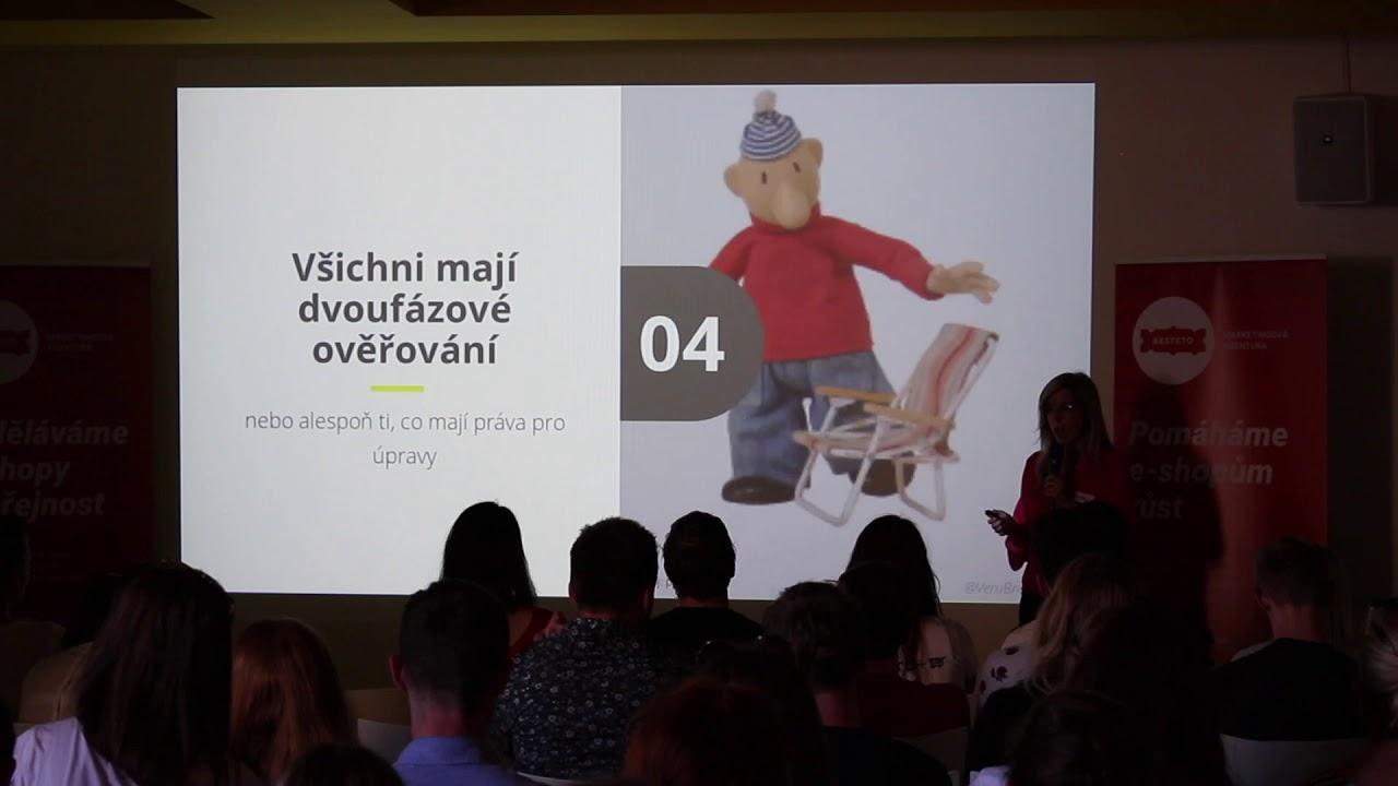 Nekonference 2019: Přednáška od Verči Brindzové