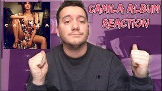 CAMILA by CAMILA CABELLO (DEBUT ALBUM) | *REACTION*