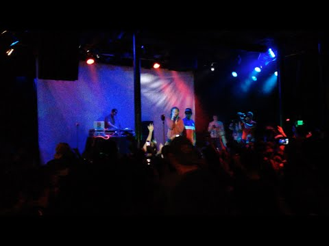 "Asher Roth x Chuck Inglish ""IN THE KITCHEN"" (Live) RetroHash Tour (San Francisco)"