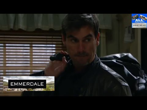 Emmerdale:Cain Dingle Can't Handle Killing Joe And Leaves The Village(17/10/18)