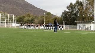 Banda de Guerra Colegio Industrial Las Nieves 2019 - Competencia San Felipe 2019