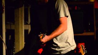 Gravel Samwidge - live - Real Bad Music - Moorooka, QLD - 22/6/13