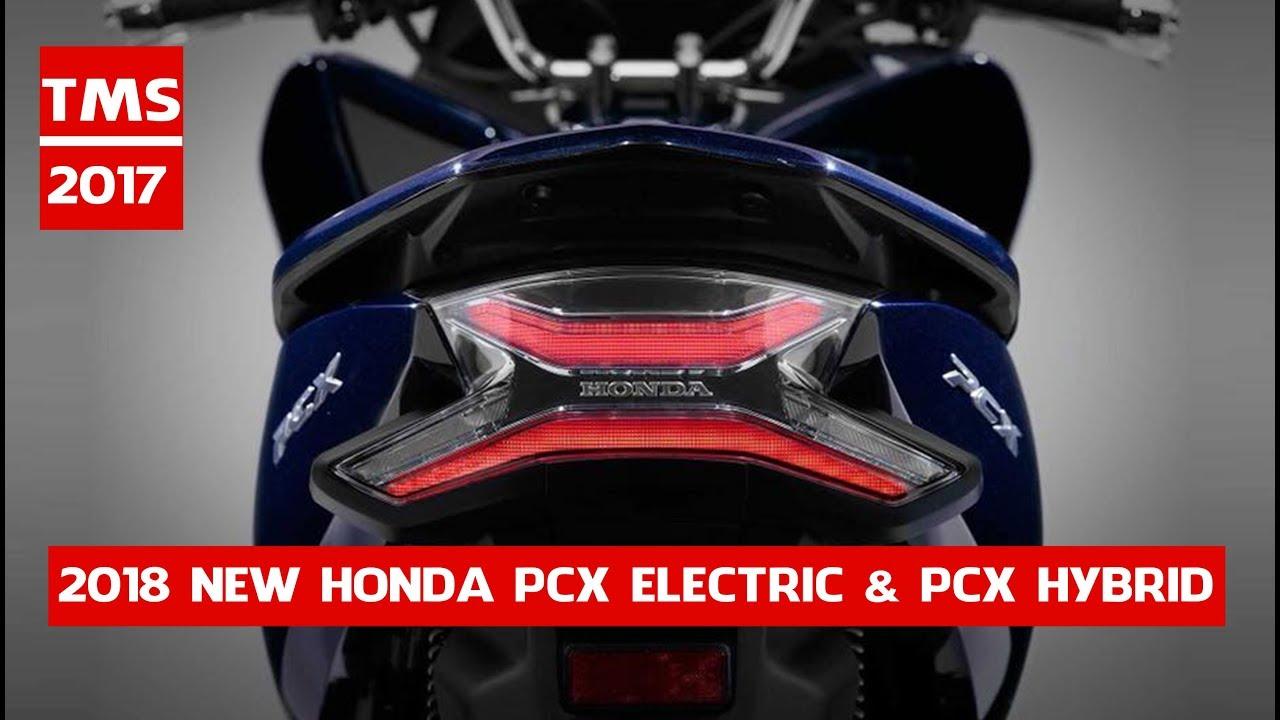 2018 new honda pcx electric pcx hybrid promo tokyo. Black Bedroom Furniture Sets. Home Design Ideas