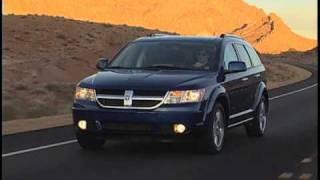 2010 Chrysler Town & Country and Dodge Journey Earn Pet Safe Choice Awards