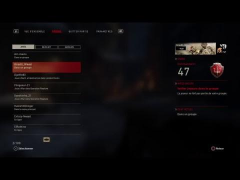 Ww2 recherche et destruction Sniper