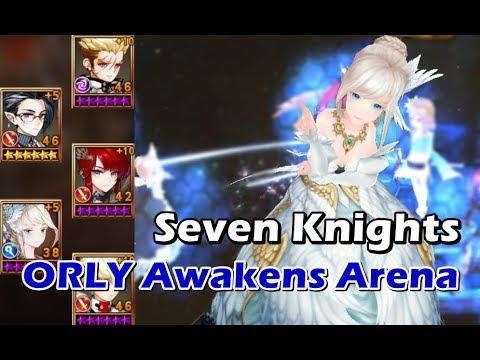 [Seven Knights] ORLY Awakens Arena เจ๊ร่มสายพริ้วคริร้อย