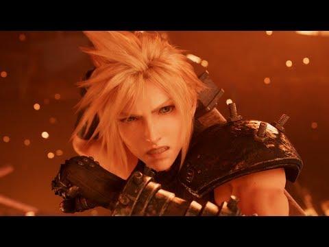 Il nuovo teaser di Final Fantasy VII remake è un tuffo al cuore