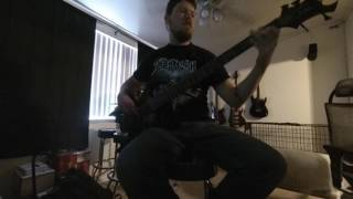 Draconian Seasons Apart Bass Cover