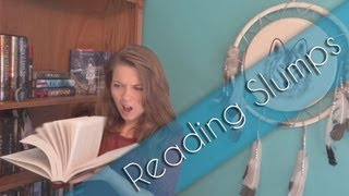 How to Get Past Reading Slumps (3 Days Until Essence!)