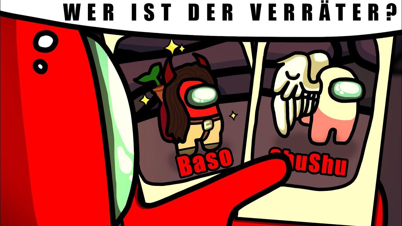 Böse Mädelsrunde mit Baso und Shushu... (TheOtherRoles)