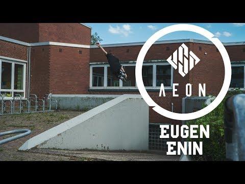 Enin X 72 - Eugen Enin on USD Aeon 72 Skates