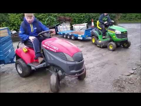 CONAL AND CAOLAN at work 2016