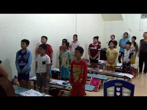 Lagu Jiwa ku Memuji-Mu Versi Mandarin