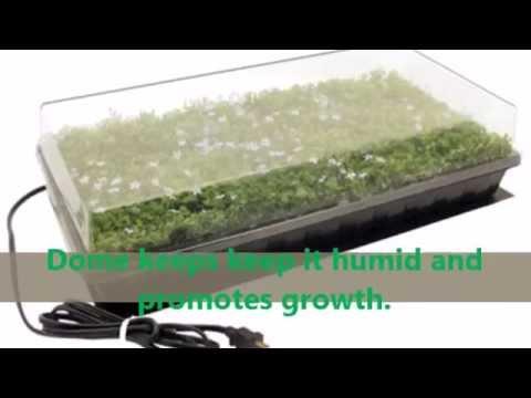 Lumanux Seed Propagating Seedling Heating Mat 10 X20