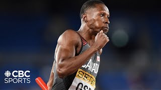 Canada Wins Silver in Mixed 4x400M at Yokohama IAAF World Relays | May 2019 | CBC Sports