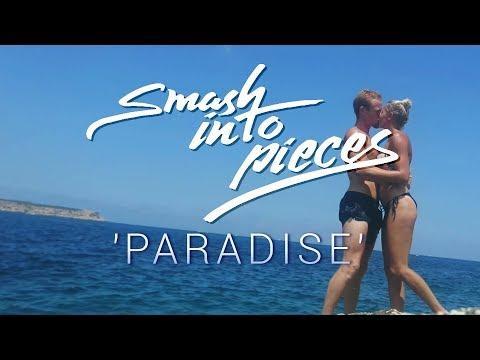 Smash Into Pieces - Paradise (LYRIC VIDEO) Mp3