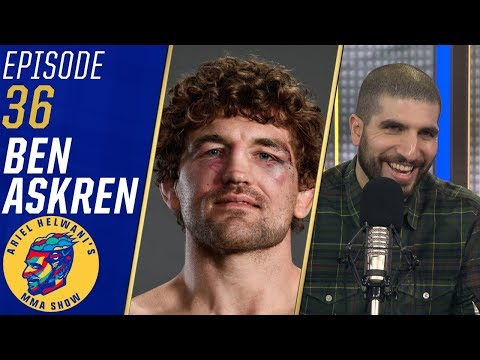 Ben Askren defends controversial submission victory vs. Robbie Lawler | Ariel Helwani's MMA Show