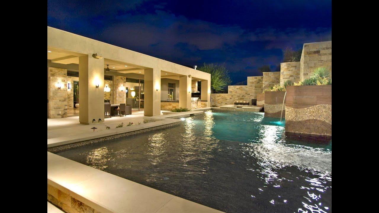 Las Vegas Real Estate >> SOLD - 53 Soaring Bird Ct | The Ridges - Las Vegas Luxury Real Estate - YouTube