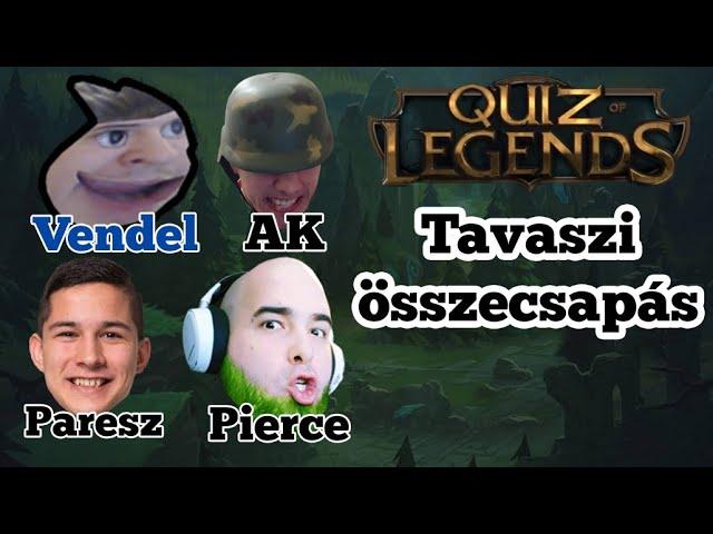 Quiz of Legends (Tavaszi összecsapás)