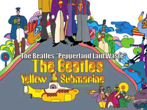 girl beatles pepperl and