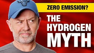 The awful truth about hydrogen as a transport fuel | Auto Expert John Cadogan