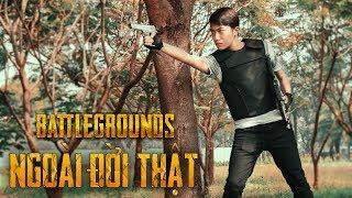 Battlegrounds NGOÀI ĐỜI THẬT | CrisDevilGamer Battlegrounds IN REAL LIFE