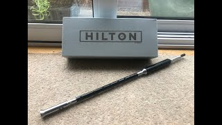 Reviewing Lincoln Hilton's new limited edition chanter!