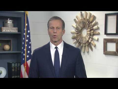 Thune Statement on Swearing-in of President Trump