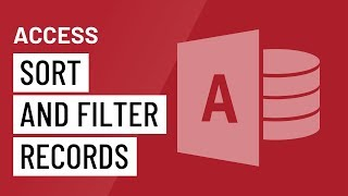 In this video, you'll learn the basics of sorting and filtering rec...