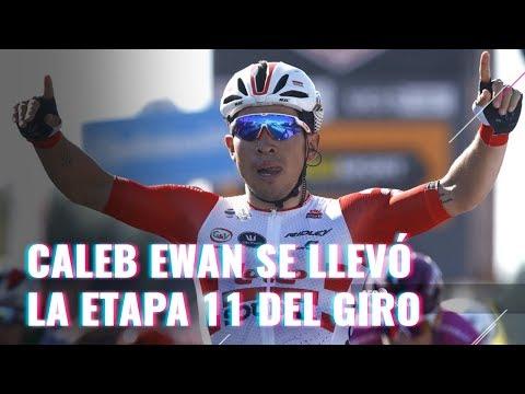 Giro de Italia etapa 11 todos los detalles de lo ocurrido