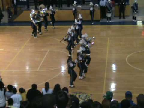 Canton High School Marching Flo Sho Band