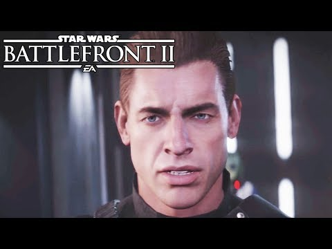 Star Wars Battlefront 2 All Agent Hask Scenes