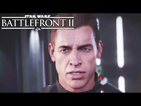 Star Wars Battlefront 2 All Agent Hask Scenes
